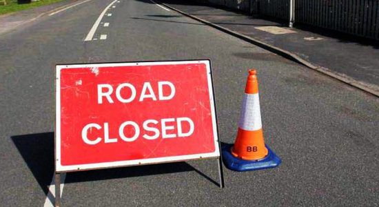 Ella – Wellawaya road temporarily closed