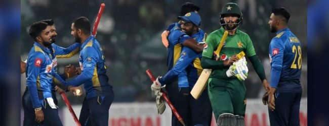 Hasaranga, Rajapaksa star as Sri Lanka spring another surprise on Pakistan