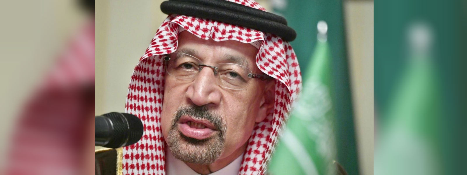 Saudi oil minister says country showed resilience, is proud of Aramco