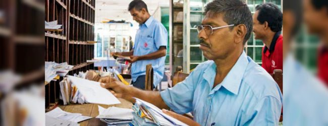 Leave of postal employees cancelled for Presidential election