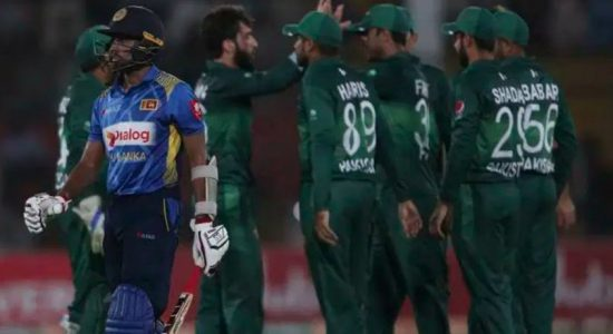 2nd ODI: Pakistan beat Sri Lanka by 67 runs