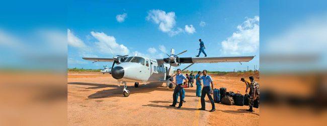 Palali Airport goes international