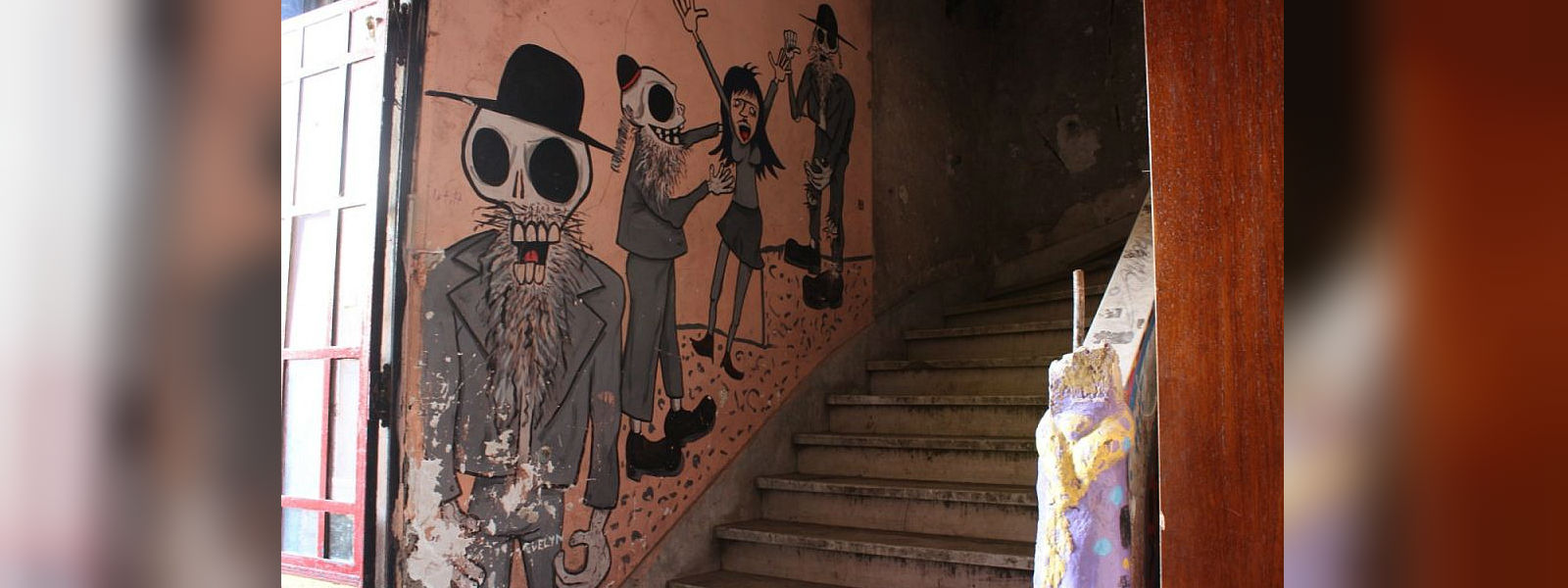 Argentine mural builds ties across border, breaks world record