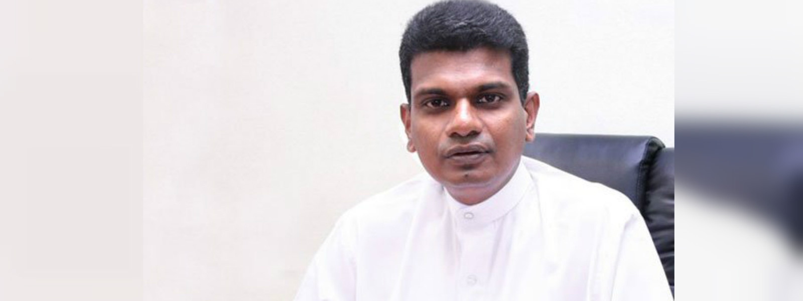 """""""I will put an end to fascism"""" –  Presidential candidate Sarath Manamendra"""