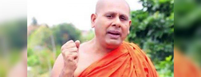 Certain members of TNA want to pit us against each other : Ven. Seelarathana Thero
