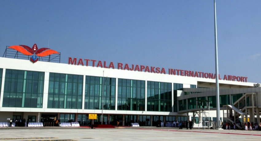 Flight from New Delhi diverted to Mattala