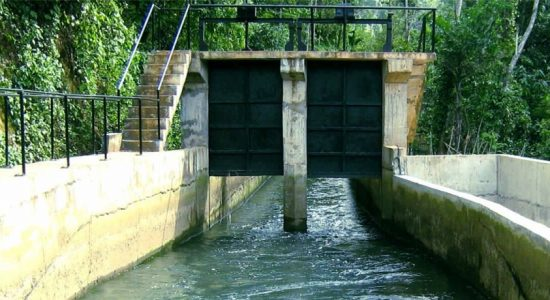 Hydro-electric power stations contribution at its peak due to prevailing rains