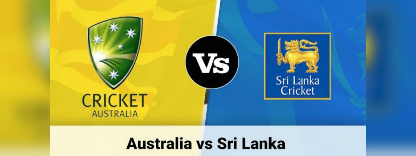 Sirasa TV to broadcast SL's T20 tour of Australia live