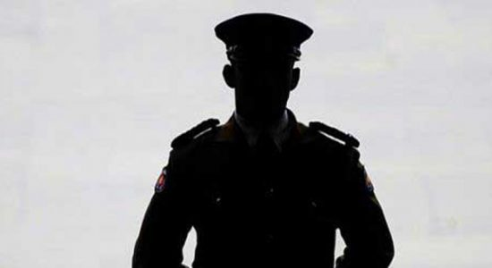 Police constable arrested for extortion