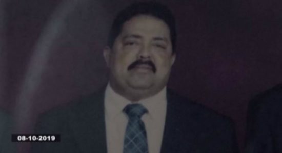 Minister Harin Fernando's father passes away