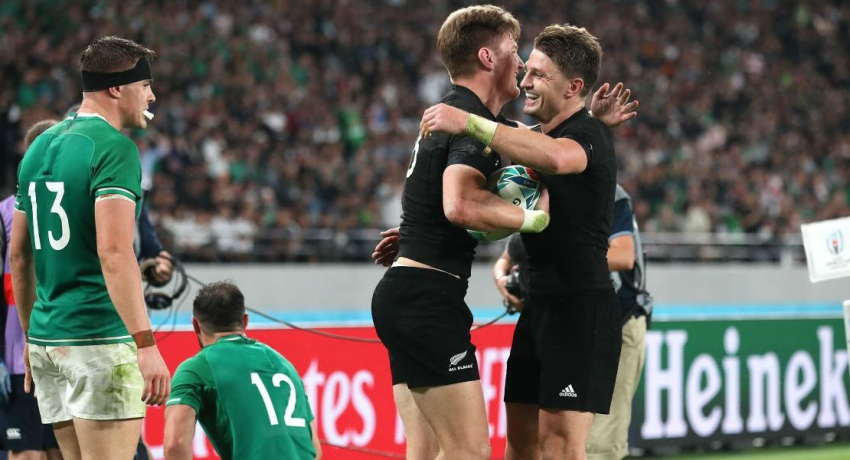 New Zealanders ecstatic after All Blacks outclass Ireland
