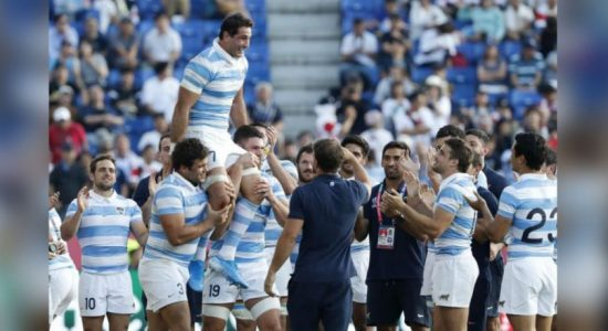 Argentina belatedly turn on the style to hammer US