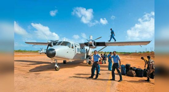 Palali Airport goes international