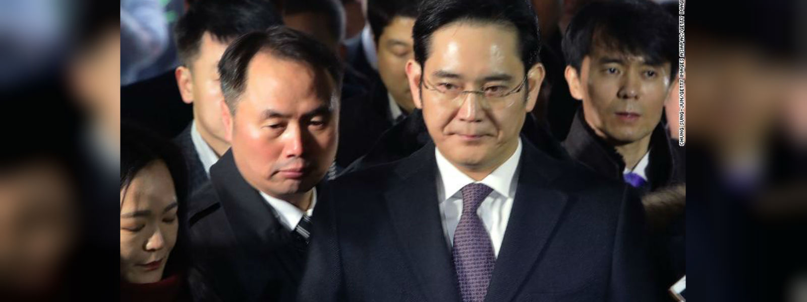 File of Samsung heir ahead of retrial in bribery scandal