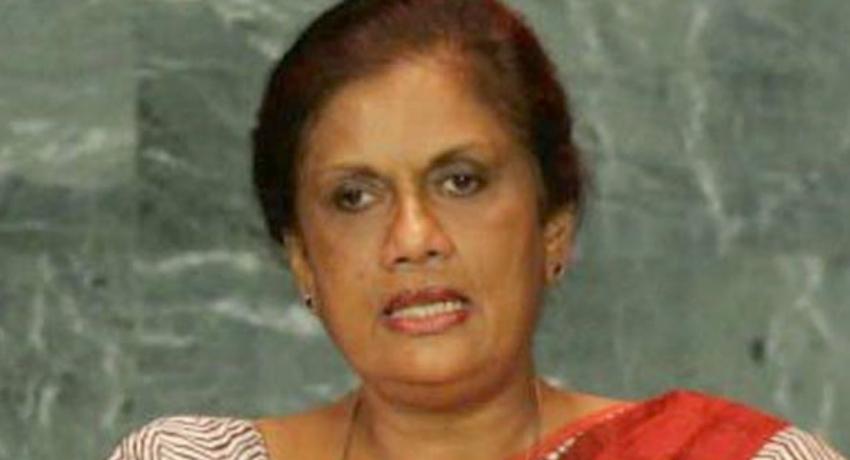 I would not hesitate to comeback and redeem SLFP : Chandrika Bandaranaike Kumaratunga