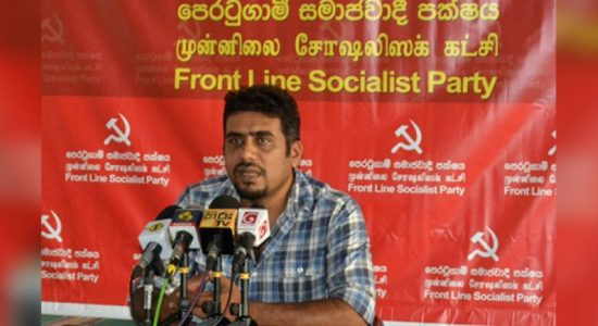 """Foreign embassies controls SL politics"" – Presidential candidate Duminda Nagamuwa"