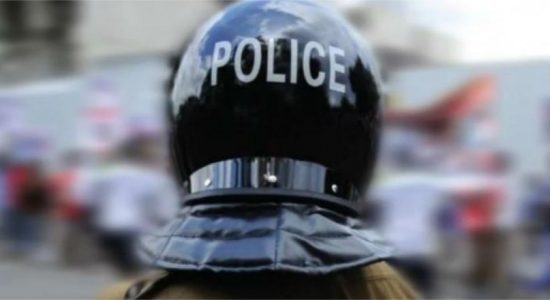 Acting OIC and female Sergeant interdicted for misconduct of an inmate