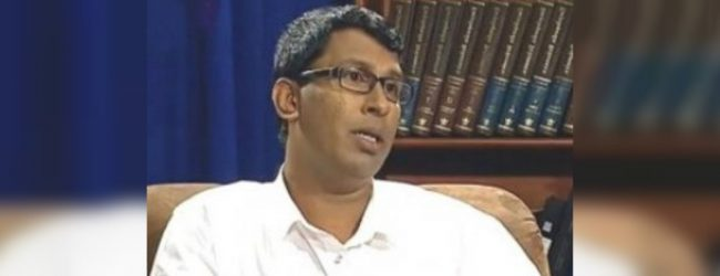"""Gotabaya's citizenship petitioners get death threats"" – JHU's Nishantha Sri Warnasinghe"