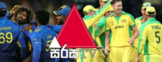 SL vs Aus 1st T20I begins