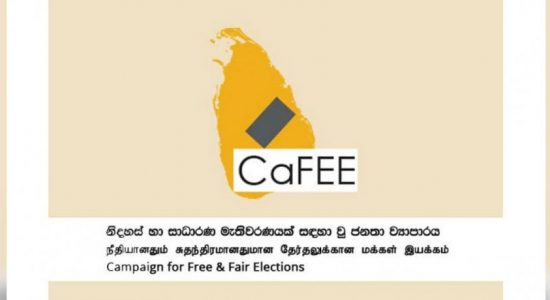 Increase in hate speech at election campaigns : CAFFE