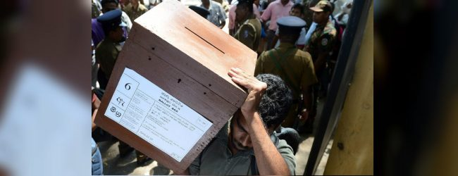 5000 new ballot boxes for Presidential election : Elections Commission