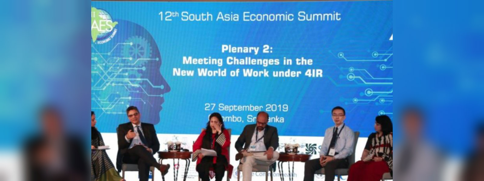 Meeting challenges in a new world of work: How prepared is South Asia for the Fourth Industrial Revolution?
