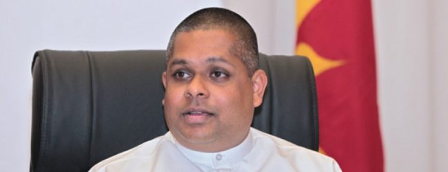 Money laundering case against Sajin de Vaas Gunawardena to be taken up