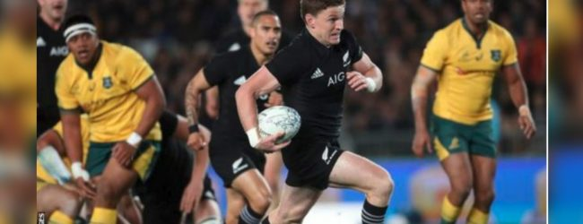 'Let's not look at the past': All Blacks' Coles ahead of Ireland quarter final game