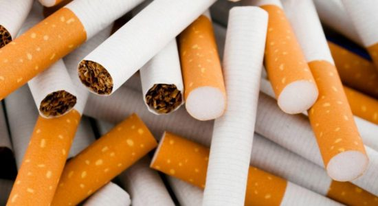 2 arrested with 360 illegal cigarettes