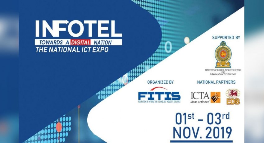 The Official Launch of 'INFOTEL 2019' by FITIS