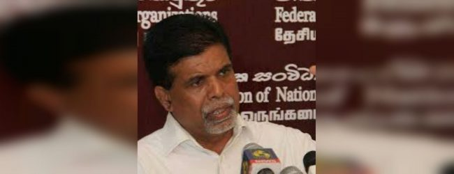 Every president has right to appoint his own team of officials : Wasantha Bandara