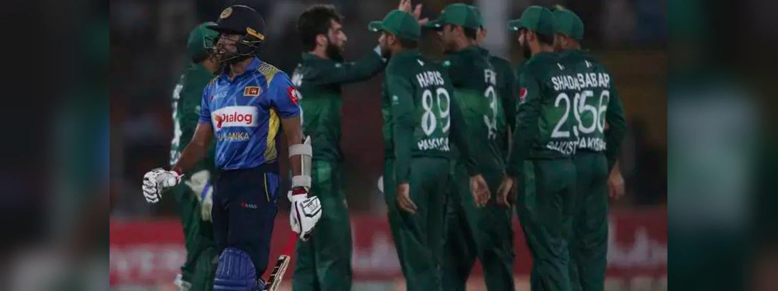 2nd ODI: Pakistan beat Sri Lanka by 67 runs