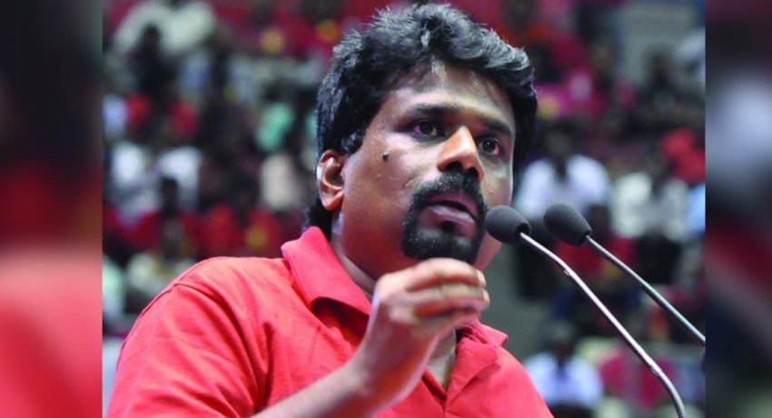"""Tax system of the country should be kept simple"" : Anura Kumara"