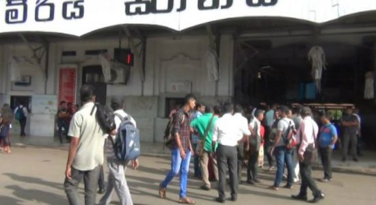 Railway and University Non-Academic staff strike continues