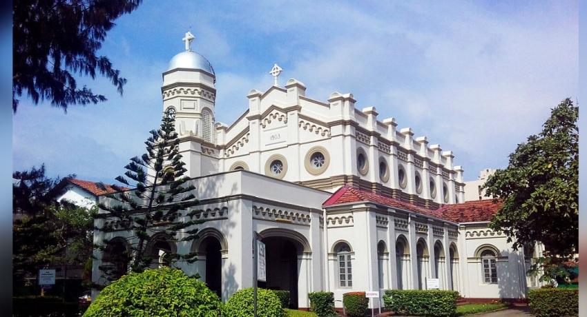 Church of Ceylon condemns former Bishop Shantha Kumar Francis's statements