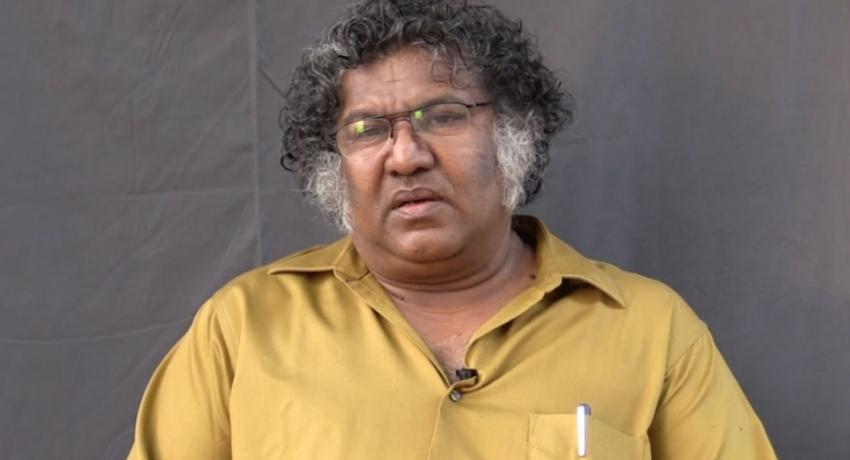 We have received numerous threats -Prof. Chandraguptha Thenuwara