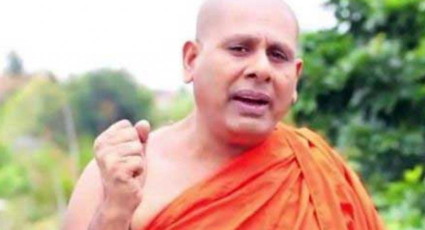 News 1st exclusive with presidential candidate Ven Battaramulla Seelaratana Thero