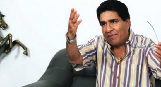 If Gotabaya Rajapaksa wins this will be a US state : Mervyn Silva