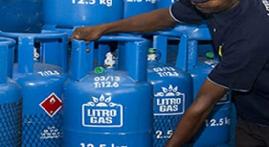 Prices of Litro gas cylinders reduced