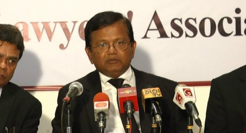 "We were labelled ""traitors in black coats"" for representing Lasantha Wickramatunga-President's Counsel Upul Jayasuriya"