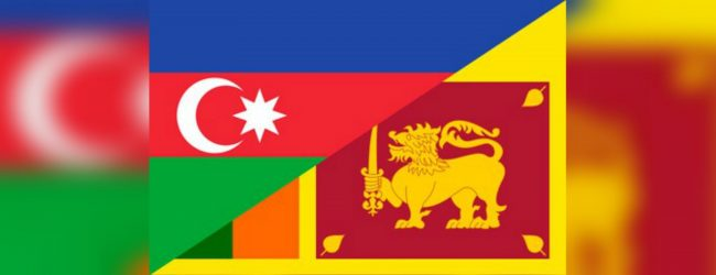 Sri Lanka and Azerbaijan discuss expanding cooperation