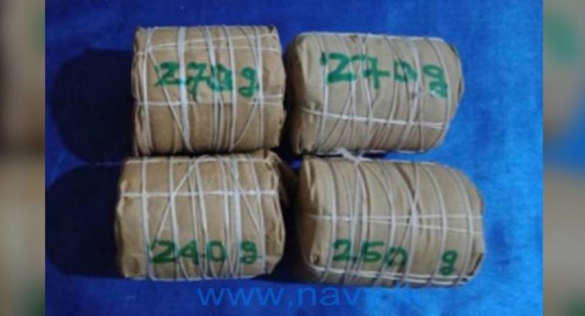 Navy finds 1.3kg of explosives in Gurunagar