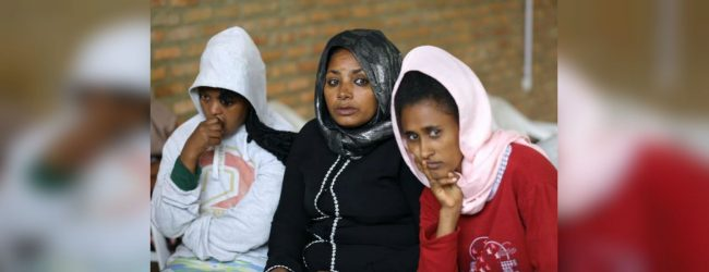 """""""A better life somewhere else"""": Europe-bound African migrants wait in Rwanda"""