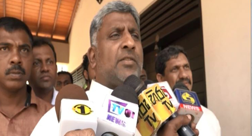 Results in the North and East won't have a big impact -Prasanna Rananthunga