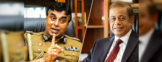 Pujith Jayasundara and Hemasiri Fernando remanded