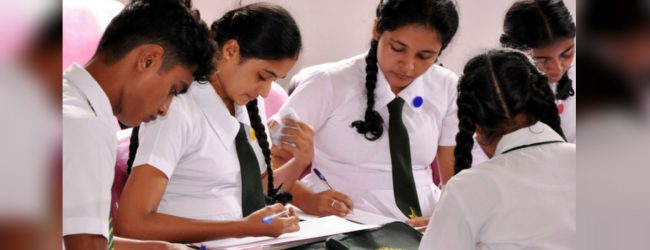 O/L practicals of aesthetic subjects to commence next week