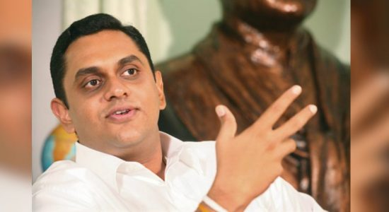 """""""We have a responsibility to resume all development projects"""" – Shasheendra R."""