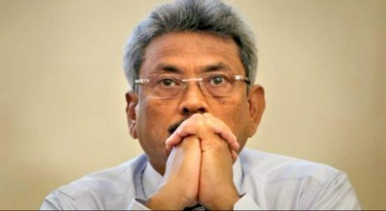SLPP presidential candidate Gotabaya Rajapaksa visits Matara
