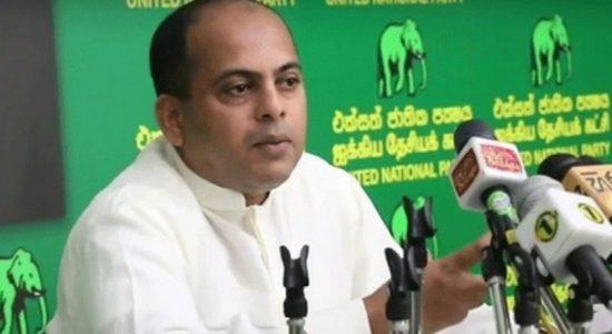 SM Marikkar dares Gotabaya Rajapaksa to a debate with Sajith Premadasa