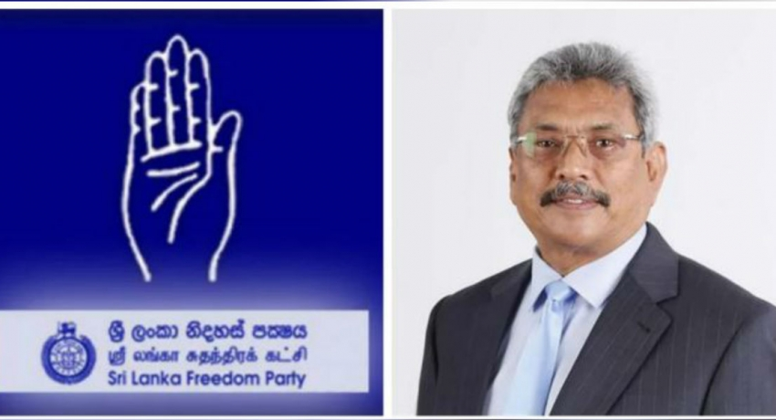 SLFP to ink MoU with Gotabaya Rajapaksa today